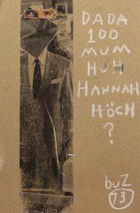 om.2016.073 | Dada Postcard | Buz Blurr