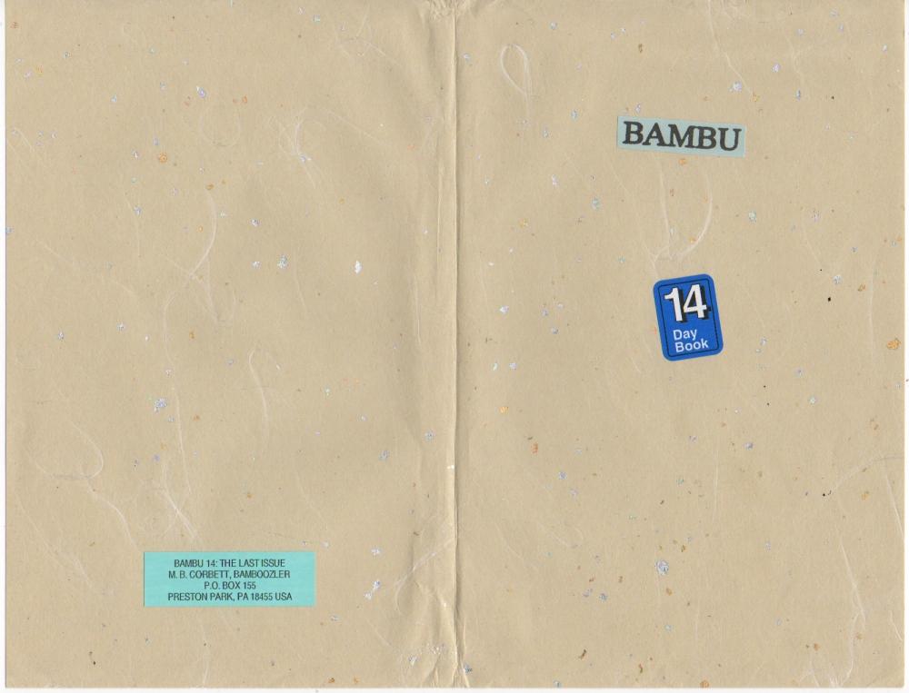Bambu #14 Assembling | 1996